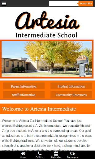 Artesia Intermediate School  screenshots 1