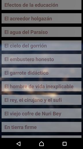 Todo cuentos screenshot 2