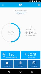 Mobily App - náhled