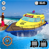 Cruise Captain: Water Boat Taxi Simulator Android APK Download Free By PinPrick Gamers