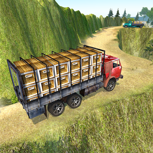 Off-Road Cargo Transporter Truck Driver Sim 2017