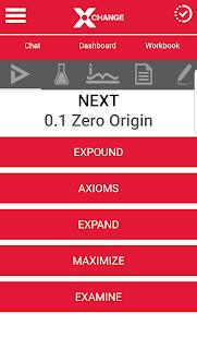 Xchange App - náhled