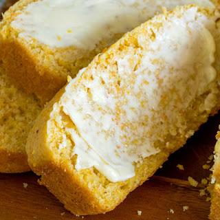 Amish Sour Cream Cornbread.
