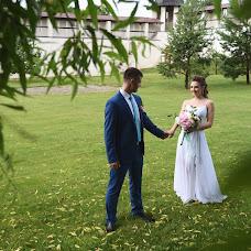 Wedding photographer Lena Andrianova (andrrr). Photo of 08.10.2017