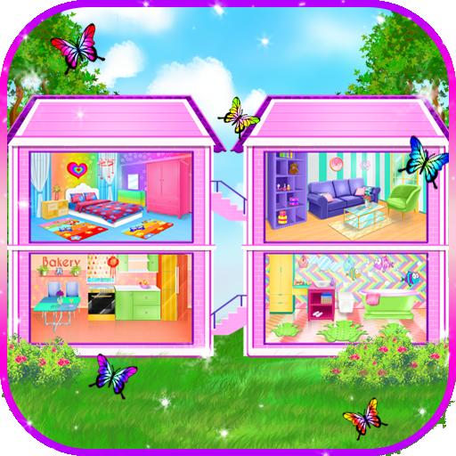 Baixar My Dolly House - Decorating Game para Android