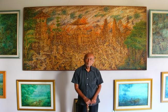 Museum Lukisan Sidik Jari dengan Indonesiakaya
