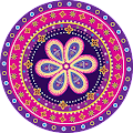Mandala: Coloring for adults download