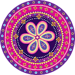 Mandala: Coloring for adults Icon