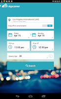 Screenshot of Skyscanner – Car Rentals