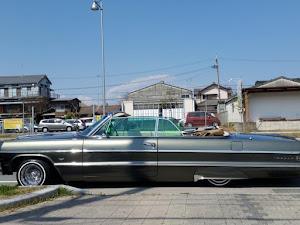インパラ  1964 impala convertibleのカスタム事例画像 toshiさんの2018年05月17日12:42の投稿