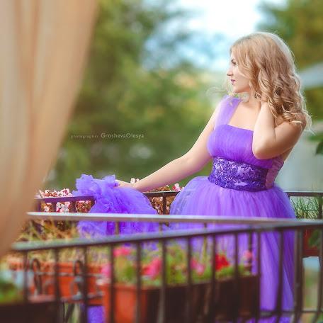 Wedding photographer Olesya Grosheva (FoxVenomal). Photo of 20.09.2016