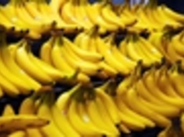 Nan's Fried Bananas Recipe