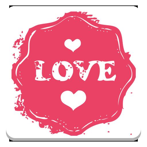 Sticker Set: Love Stamps