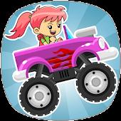 Dora's climb hill racing