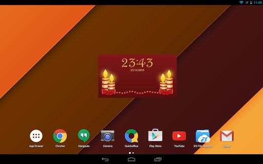 Download Animated Christmas Clocks Google Play softwares