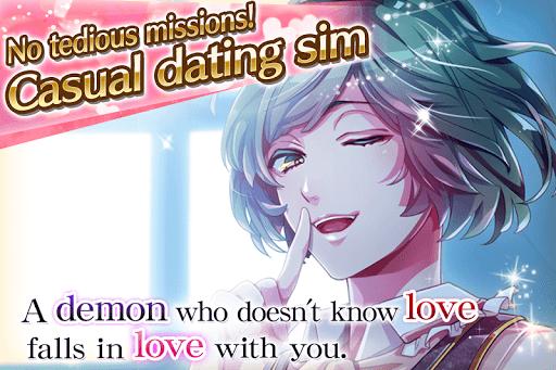 Otome Dating spel online gratis