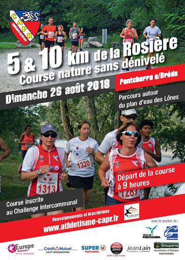 Rosière 2018 - affiche