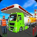 Indian Oil Tanker Truck City Oil Transporter icon