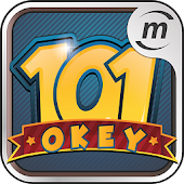 101 Okey Çanak