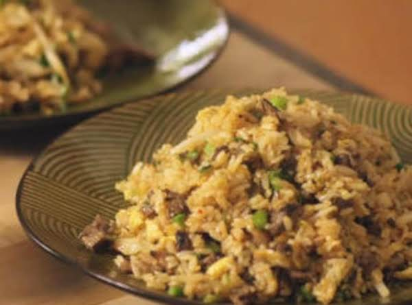Kimmi Chee Fried Rice Recipe