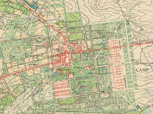 Steenbakkerij Kamp Leopoldsburg, ligging onbekend - 1873