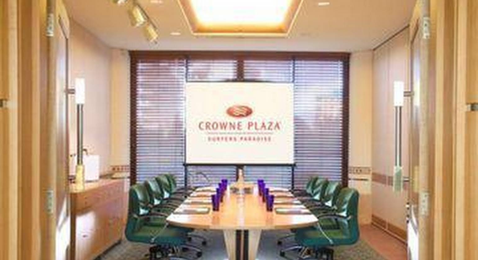 Crowne Plaza Gold Tower