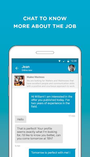 CornerJob - Job offers, Recruitment, Job Search  screenshots 3