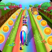 Unicorn Run - Runner Games  2019