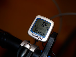 Photo: Serotta Fietre Mileage, January 2012