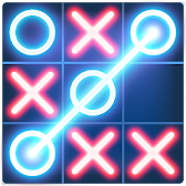 Tic Tac Toe Glow APK Icon