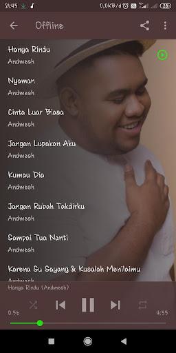 Download Lagu Cinta Luar Biasa Cover : download, cinta, biasa, cover, Download, Andmesh, Hanya, Rindu, Terbaru, Offline, Android, STEPrimo.com