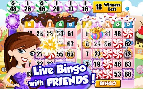 Bingo PartyLand- screenshot thumbnail
