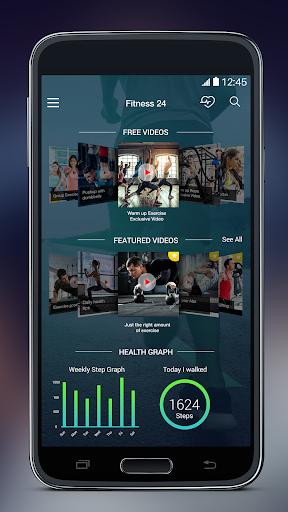 Fitness 24  screenshots 1