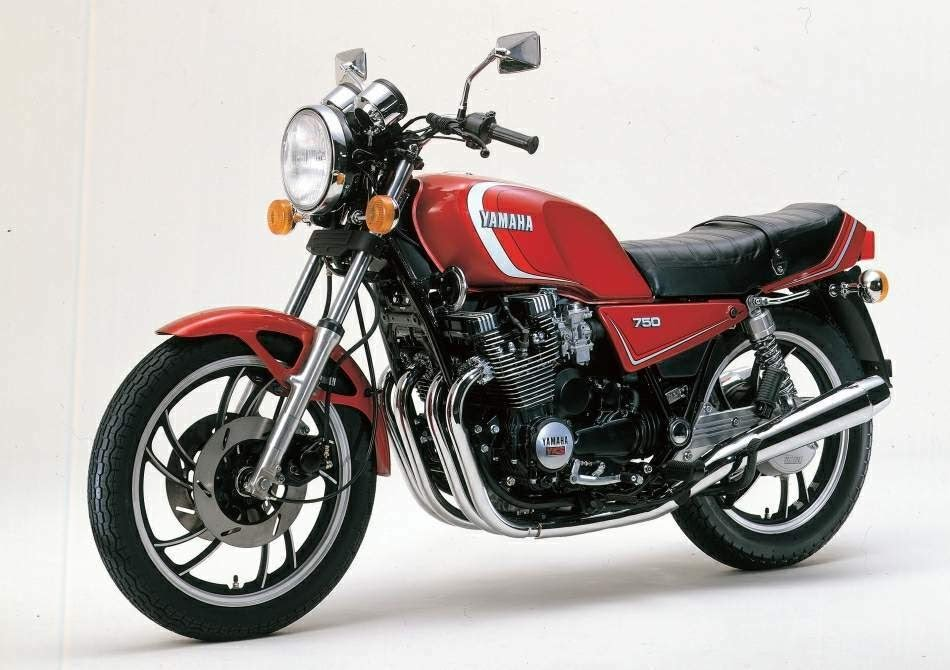 Yamaha XJ 750-manual-taller-despiece-mecanica