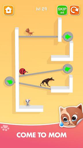 Kitten Rescue - Pin Pull 1.3 screenshots 2