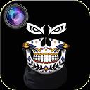 Cagoule Ghost Masks Photo Editor APK