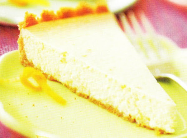 Creamy Orange Ricotta Tart Recipe