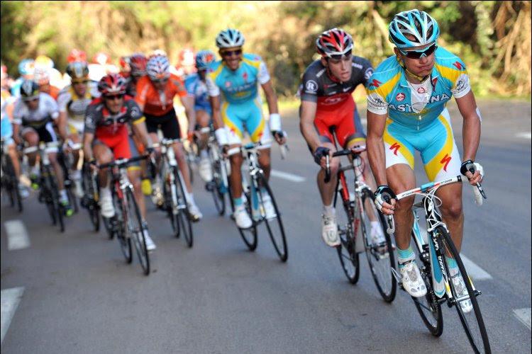 Nouveau cas de dopage en cyclisme