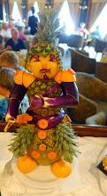 Photo: Samurai pineapple