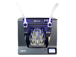 BCN3D Sigma R17 Independent Dual Extruder 3D Printer