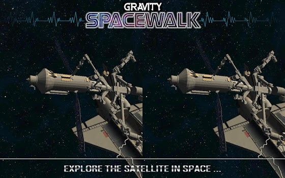 Gravity Space Walk VR