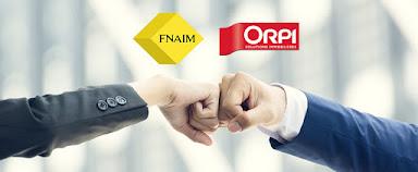 Immobilier : La FNAIM forme un nouveau partenariat avec le réseau ORPI !