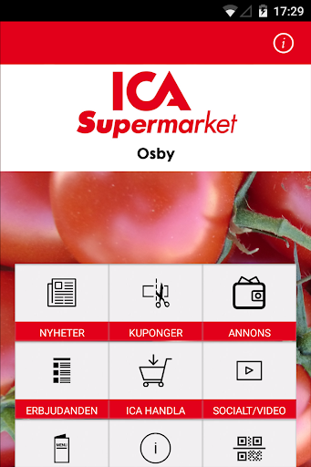ICA SUPERMARKET OSBY