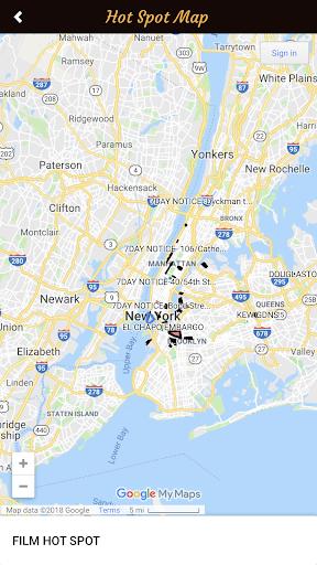 NYC Film Maps screenshot 3