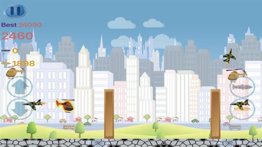 瘋狂直昇機 - 城市戰爭