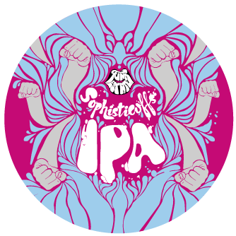 Logo of Funk Estate Sophisticuffs IPA