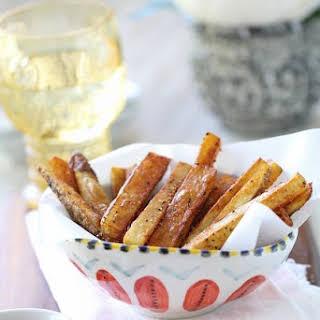 Homemade Cajun French Fries.