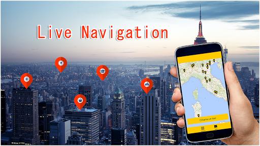 Maps, GPS, Navigation & Driving Route Directions screenshot 19