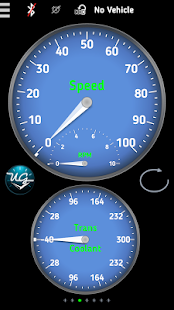 UltraGauge (OBD 2)- screenshot thumbnail