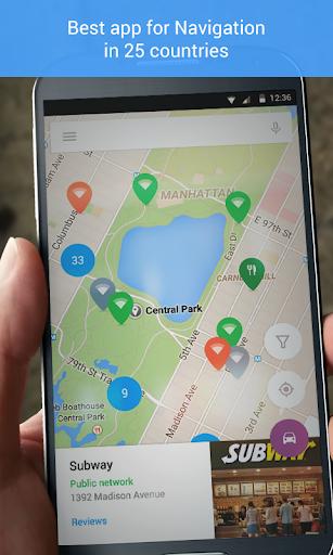 osmino Wi-Fi: free WiFi screenshot 4
